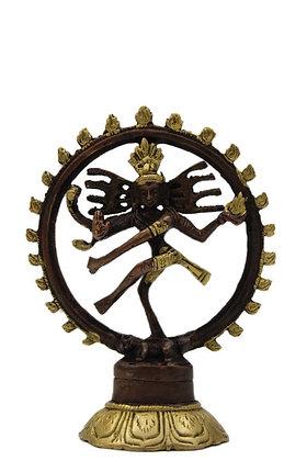 Statue  Shiva Nataraja Bronze N311
