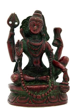 Statue Shiva  Bronze N257