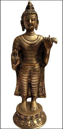 Statue Bouddha Shakyamuni Bronze N58
