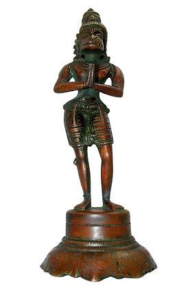 Statue Hanuman Bronze N183