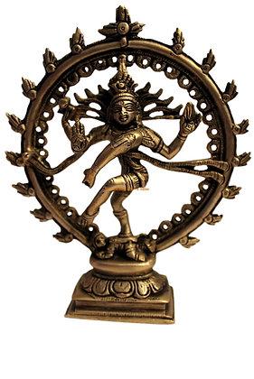 Statue Shiva Nataraja Bronze N41