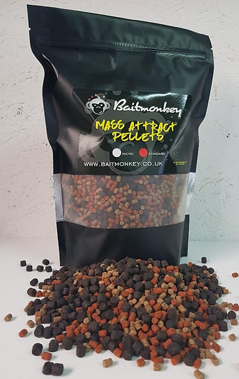 MASS ATTRACT PELLETS