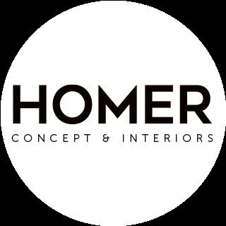 Homer logo koleščko bílé.png