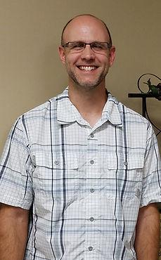 Pastor Scott Hayes