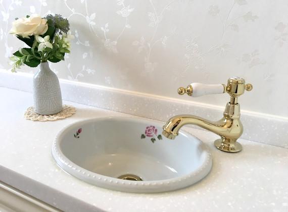 新築 トイレ手洗い