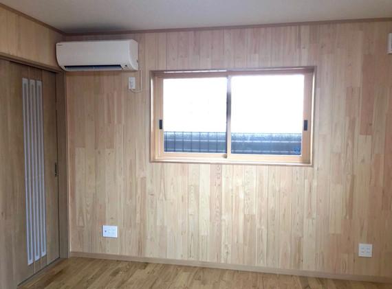 新築 寝室