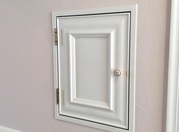 新築 インターホンなどスイッチ関連