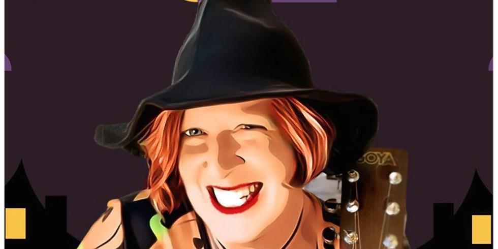 Spooky Hour #2 w/ Deb (Facebook Live!)