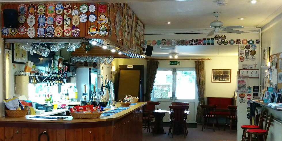 Blues Set at Orpington Old Liberals Club UK (Virtual)