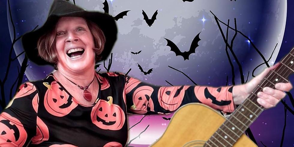 Spooky Hour w/ Deb (Facebook Live!)