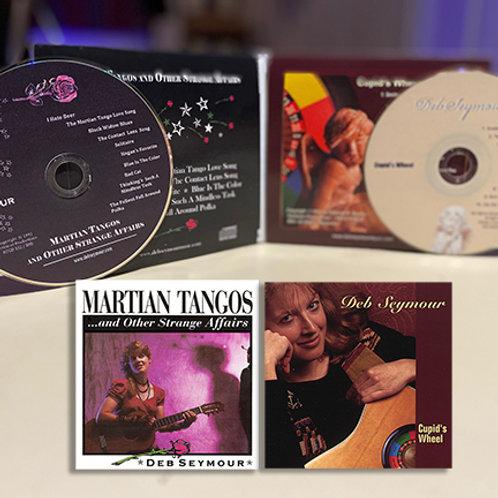 Tangos-Cupid Double Disc