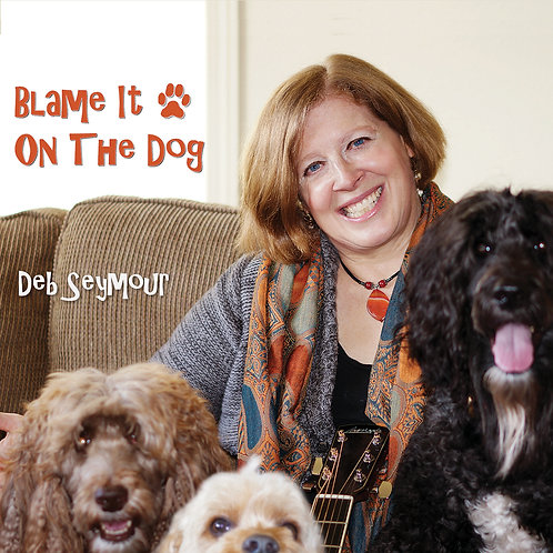 Blame It On The Dog (CD)