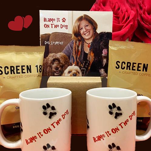 CD & Double-Mug Set (+ coffee!)