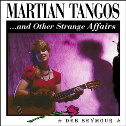 Martian Tangos (CD)