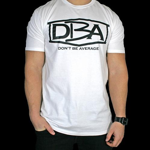 White D.B.A. T-Shirt