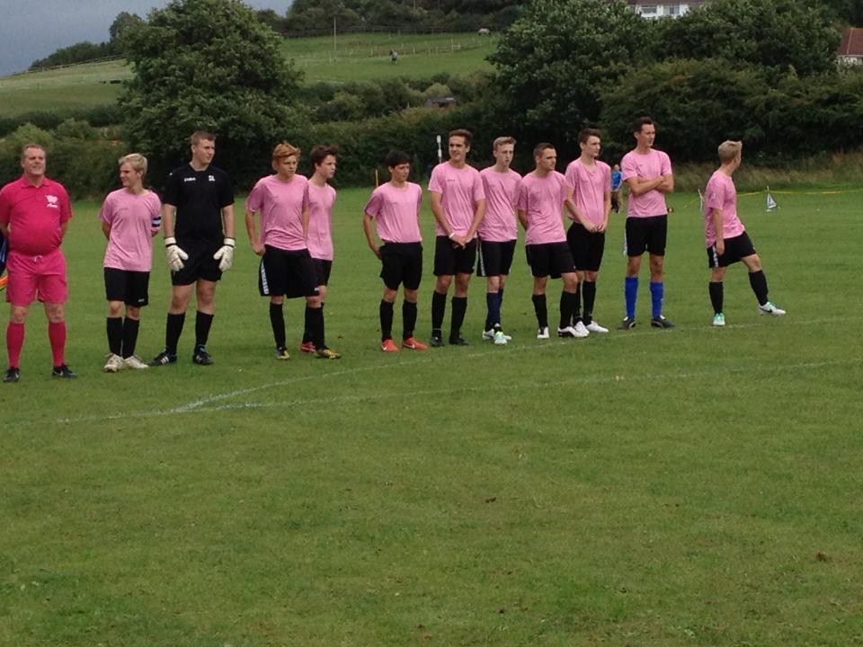 Under 18's squad MJMC 2013