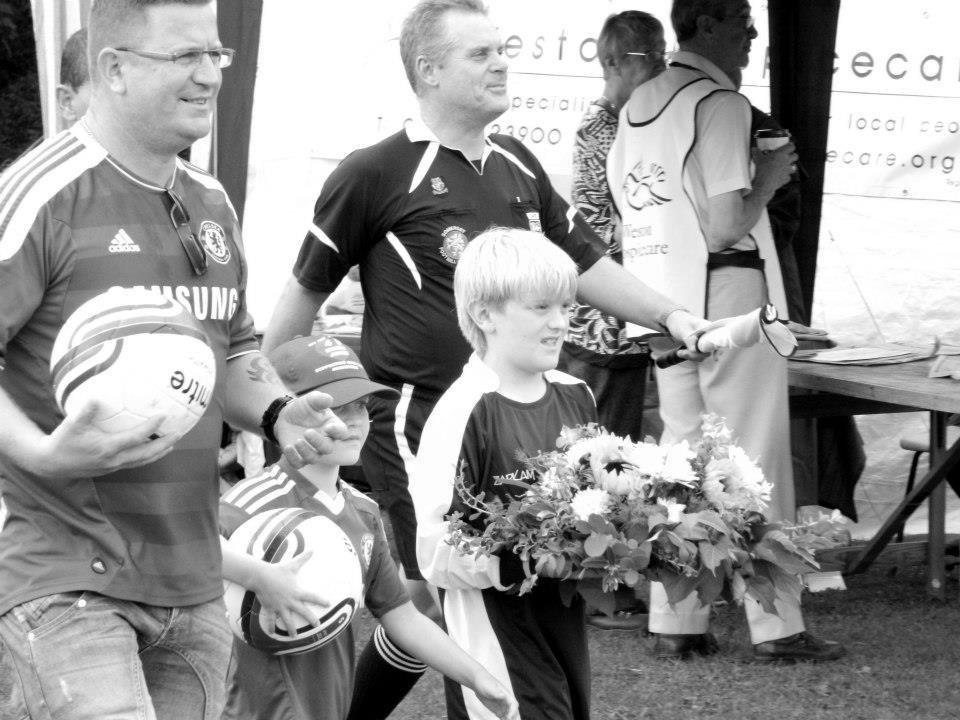 Brian, Kyle and Dylan. MJMC 2012
