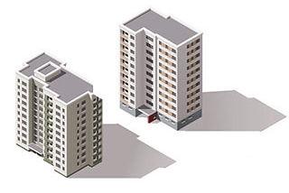 проектирование жилых комплексов и домов