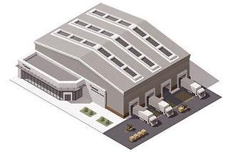 проектирование складов и ангаров