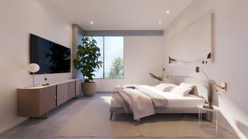 Azzure - Typical Bedroom
