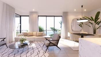 Azzure at Cap Cana - Living Room