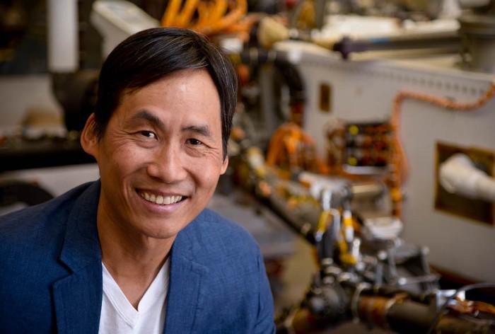 從數學到火星  -- 嚴正博士 @北加州清华校友会2017年度峰会