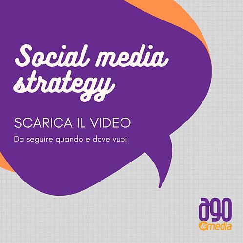 Come impostare la tua social media strategy
