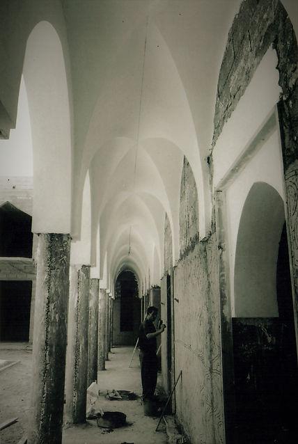 couloir du riad
