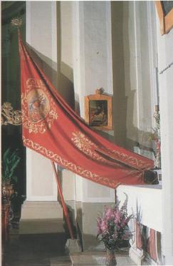 Chiesa - Gonfalone - S. Michele Arcangel