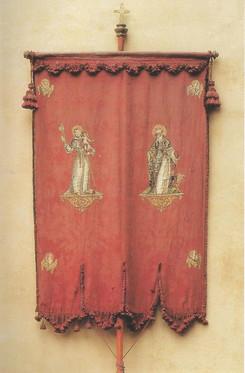 Chiesa - Stendardo - S. Antonio da Padov