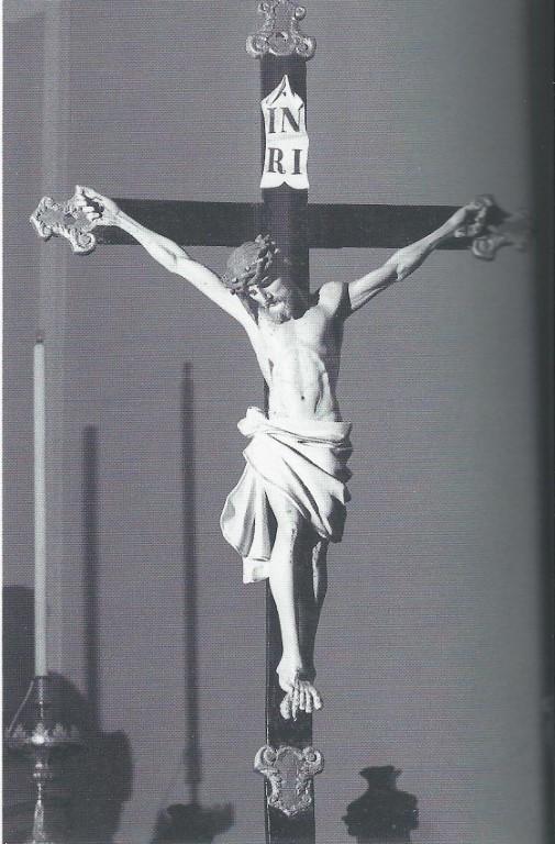 La Chiesa - Croficisso processionale 2 (