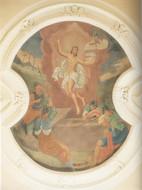 Chiesa - Affreschi - Resurrezione (Media