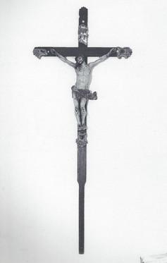 La Chiesa - Croficisso processionale 1 (