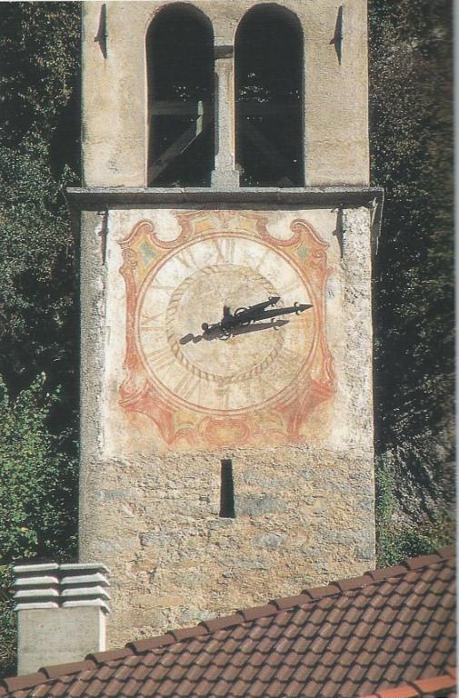 Chiesa - Orologio Torre Campanaria (Medi
