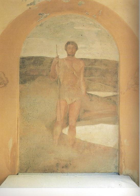 Capitello di S. Giovanni Battista - Affr