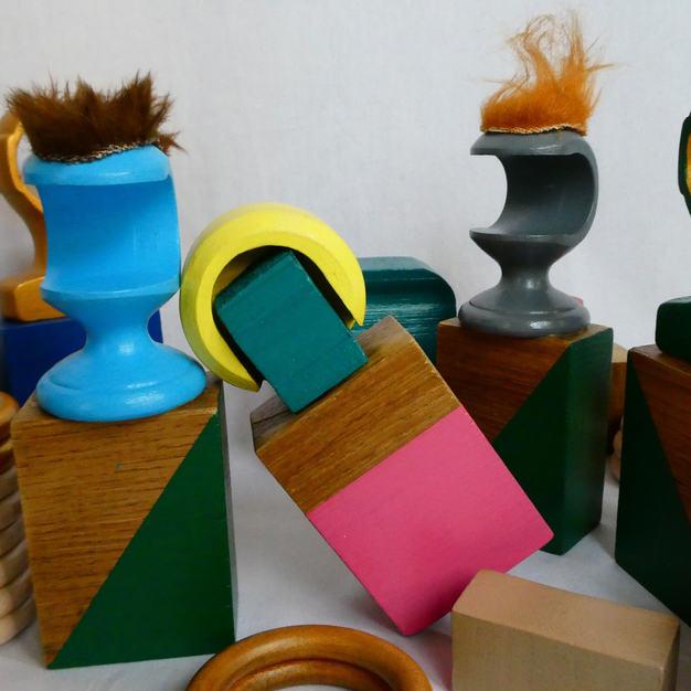 Marionnettes sur table