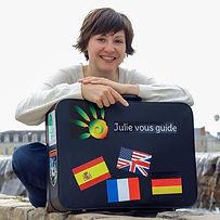 Julie vous guide - photos Dominique Jull