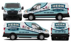 Hern AC Van Wrap