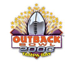 Outback Bowl, 2000 logo