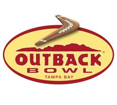 Outback Bowl, current logo
