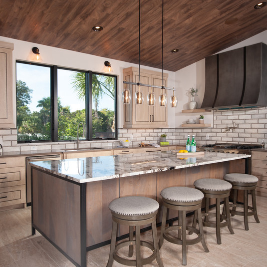 Placido Residence - kitchen