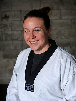 Instructor Jennifer Sinphay