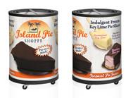 Island Pie Shoppe freezer wrap