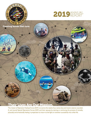 Operation Healing Forces Anual Report 2019