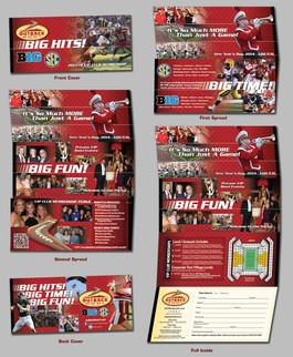 Outback Bowl 2014 Memberships Brochure