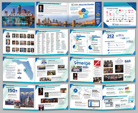 Tampa Chamber of Commerce 2015 Annual Report