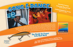 Visit Tampa Bay Song & Dance