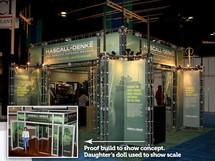 Hascall Denke Tradeshow Display, 2012