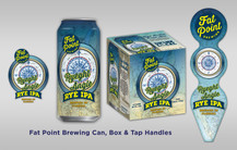 Fat Point Brewing Ryeght Angle designs