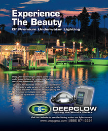 Deep Glow Underwater Lighting